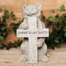 Gedenksteen voor uw kat / poes