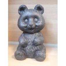 Teddybeer Antraciet