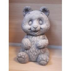Teddybeer Grijs