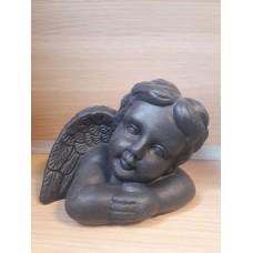 Engel met één vleugel Antraciet